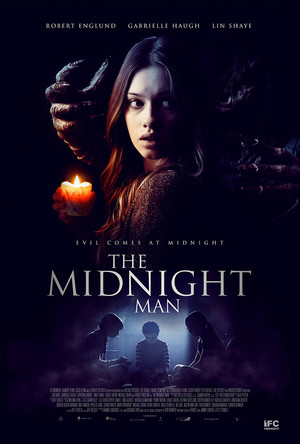 The Midnight Man (2018) Poster