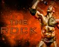 wwe - The Rock wallpaper
