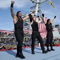 The Shield @ Tribute to the Troops 2017 - wwe photo