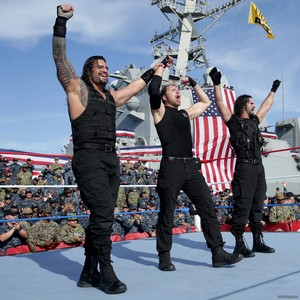 The Shield @ Tribute to the Troops 2017