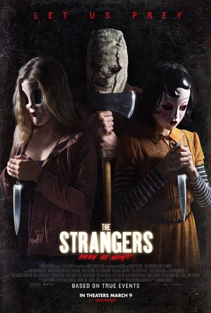 The Strangers: Prey At Night (2018) Poster