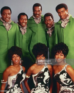 The Supremes And The Temptations