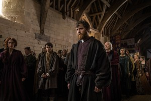 """The White Princess """"In kama with the Enemy"""" (1x01) promotional picture"""