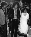 The Wiz Movie Premiere In 1978 - michael-jackson photo