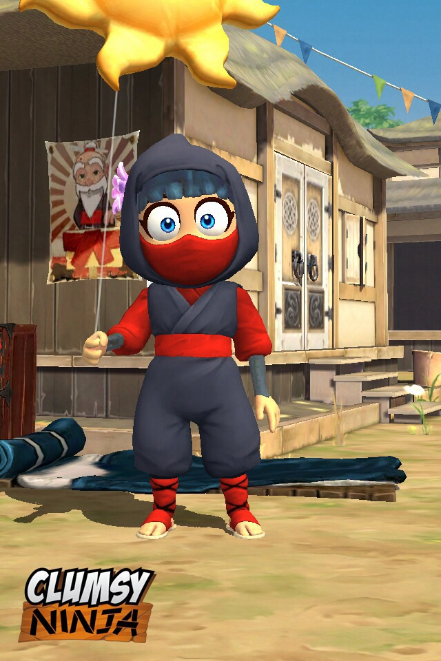 This is the strongest ninja ever!