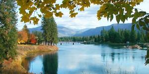 Thompson Falls, Montana
