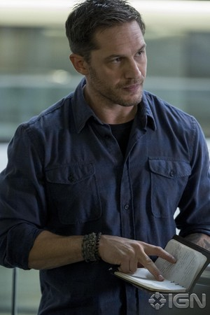 Tom Hardy as Eddie Brock in 'Venom'