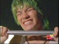 Trip Green Time Force Ranger - power-rangers-fantastic photo