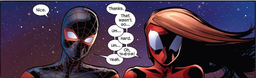 Miles Morales Images Ultimate Comics Spider Man Vol 2 27 Wallpaper