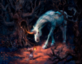 Unicorn Art - fantasy fan art