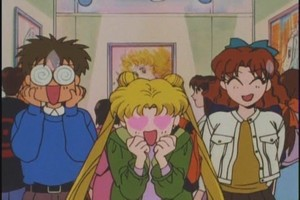 Usagi Melvin and Molly