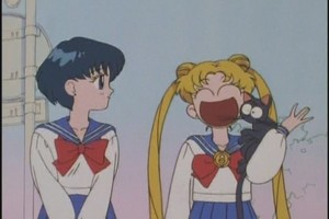 Usagi and Ami