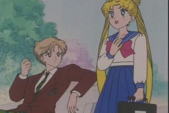 Usagi and Haruka