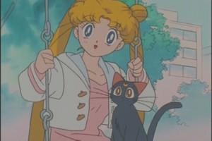 Usagi and Luna