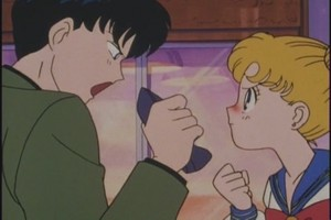 Usagi and Mamoru