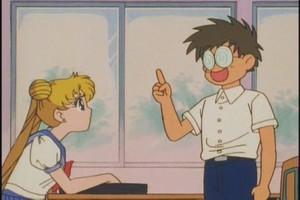 Usagi and Melvin