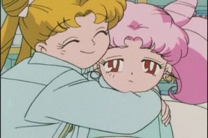 Usagi and Rini