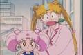 Usagi and Rini  - sailor-moon photo