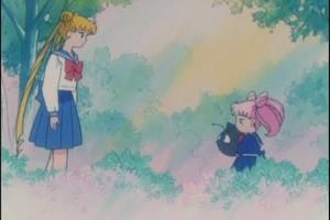 Usagi and Rini