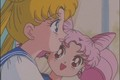Usagi and Rini - sailor-moon photo