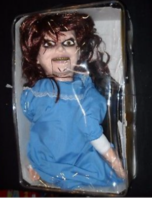 Regan Ventriloquist Doll