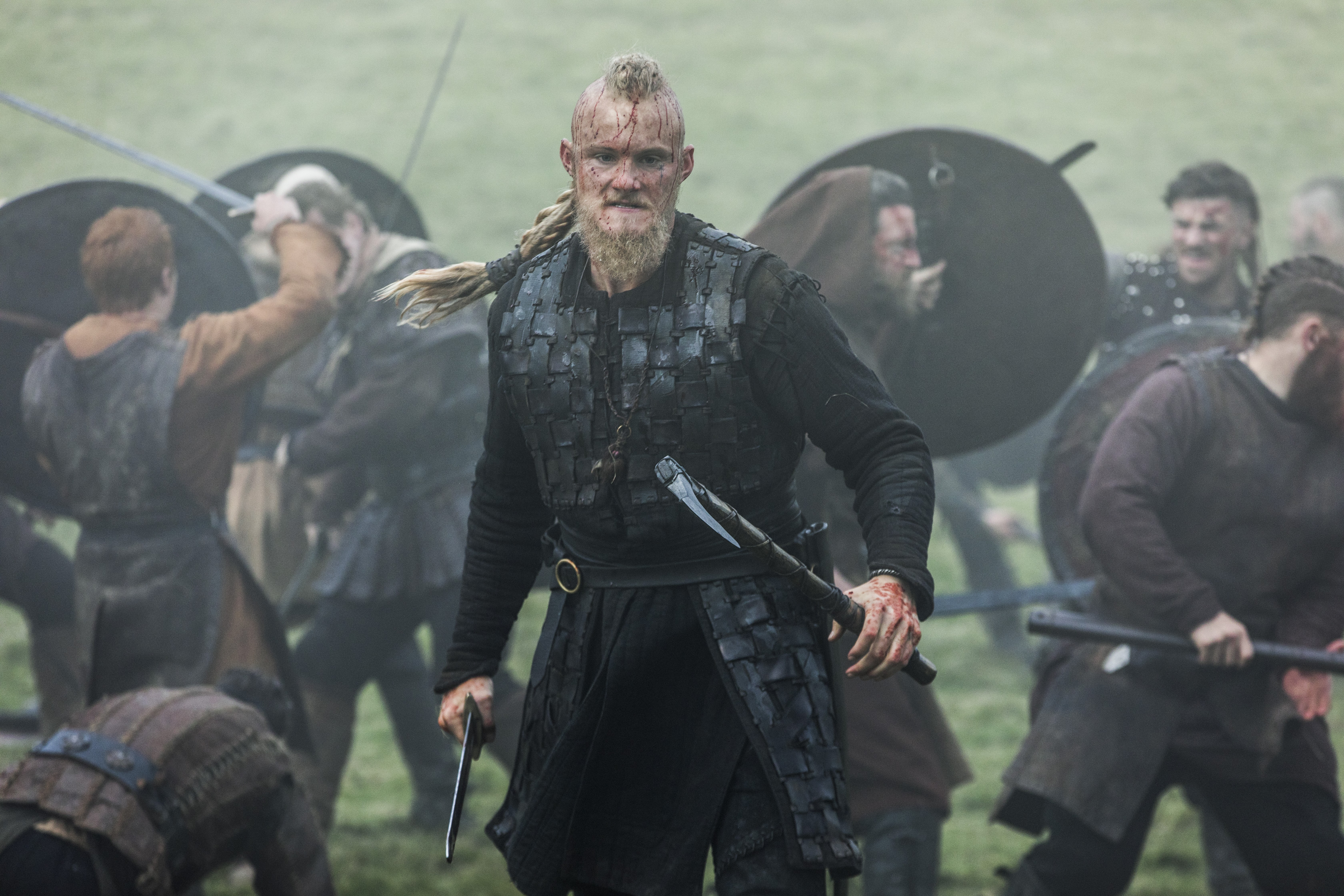 """Vikings """"Moments of Vision"""" (5x10) promotional picture"""