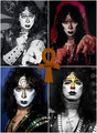Vinnie Vincent - kiss photo