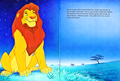 Walt Disney Book Scans – The Lion King: The Story of Simba (Danish Version) - classic-disney photo