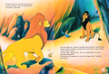 Walt Disney Book Scans – The Lion King: The Story of Simba (Danish Version)