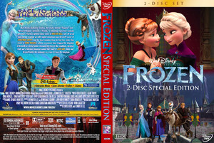 Walt Disney's 《冰雪奇缘》 2-Disc Special Edition (2004) DVD