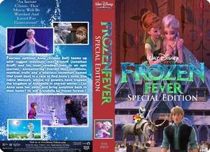 Walt Disney's Frozen Fever Special Edition (2004) VHS