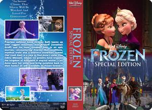 Walt Disney's Nữ hoàng băng giá Special Edition (2004) VHS