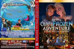 Walt Disney's Olaf's La Reine des Neiges Adventure 2-Disc Special Edition (2004) DVD