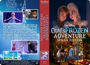 Walt Disney's Olaf's Frozen Adventure Special Edition (2004) VHS