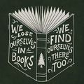 We lose ourselves in books - books-to-read photo