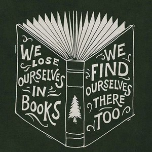 We lose ourselves in livres