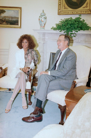 Whitney And George palumpong