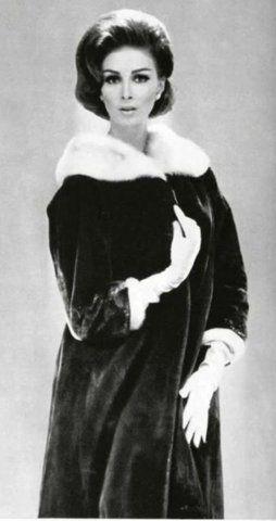 Wilhelmina Cooper (1 May 1939 – 1 March 1980)