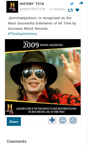 World's Biggest Superstar Michael Jackson