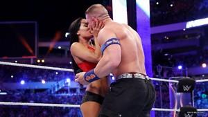 Wrestlemania 33 - John Cena and Nikki Bella