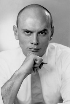 Yul Brynner-Yuliy Borisovich Briner (July 11, 1920 – October 10, 1985)