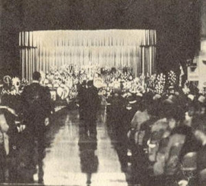 Otis Redding's Funeral Back In 1967