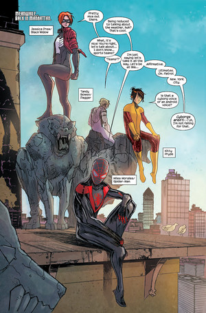 All-New Ultimates # 9