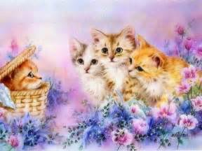 jlhfan624 achtergrond titled Cats In Art