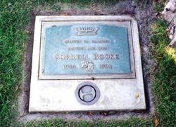 Gravesite Of Sorrell Booke