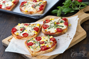 रोटी पिज़्ज़ा, पिज्जा mainimage