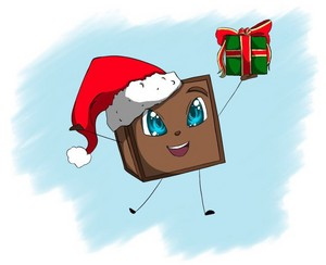 christmas box tim
