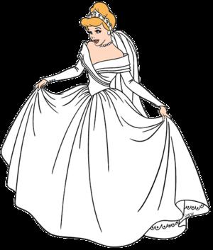 Cendrillon wedding 2