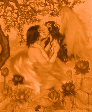 Making Cinta To An Angel