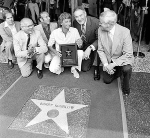 1980 Walk Of Fame Induction Ceremony